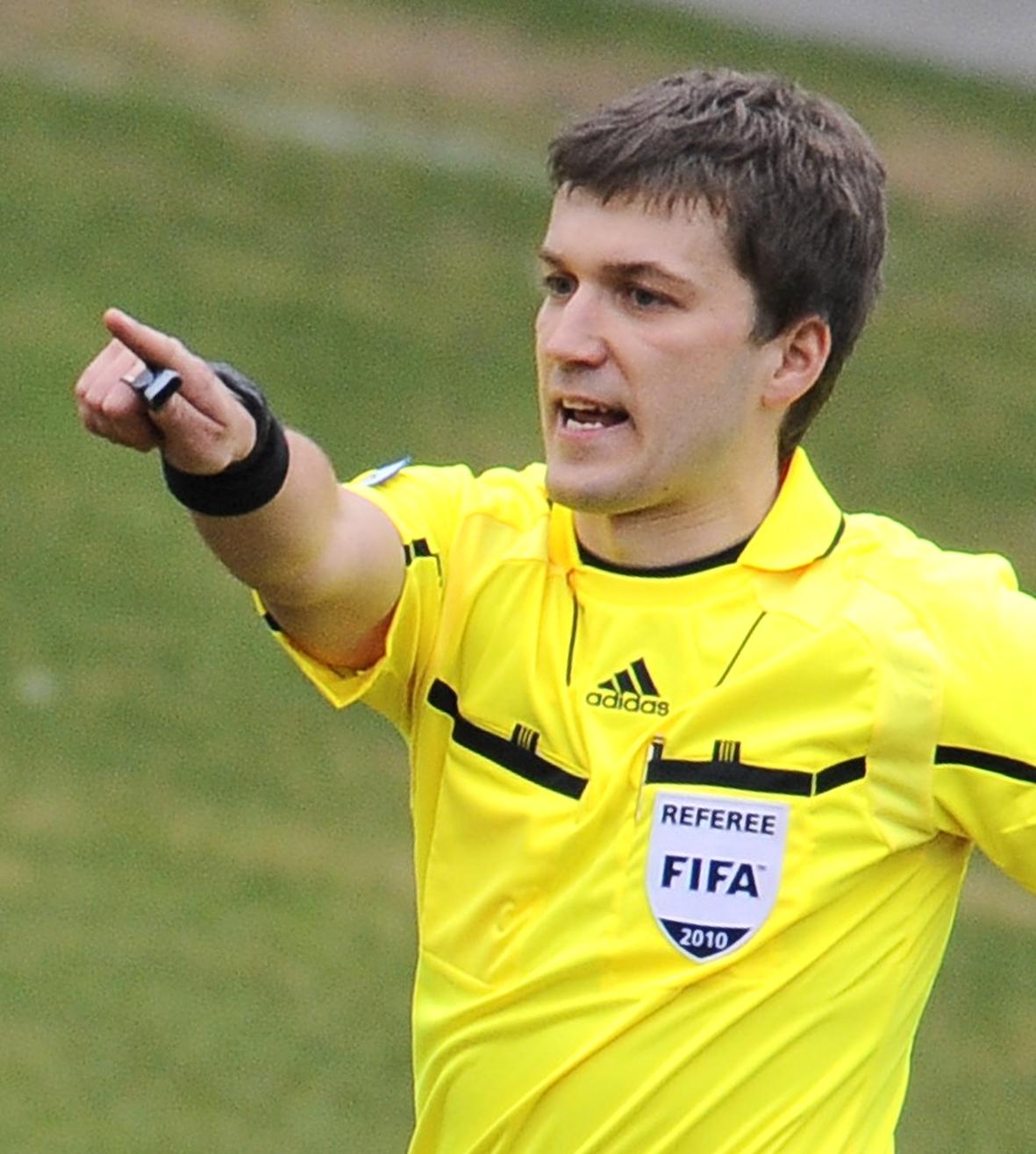 abcdb130be5 Eesti kohtunikele määrati rekordarv rahvusvahelisi mänge