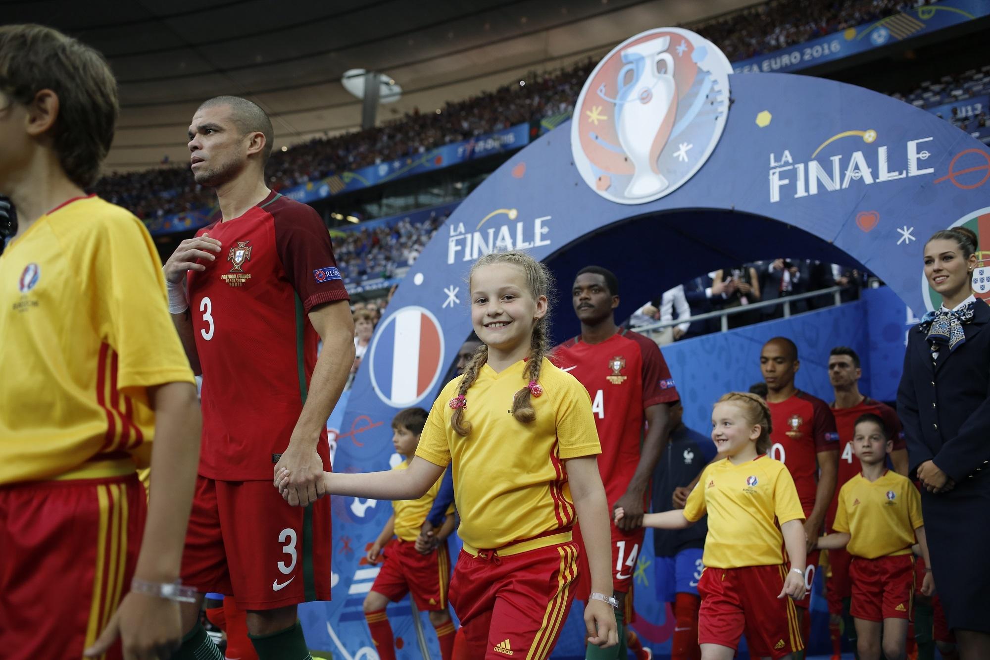 3cba35983b4 McDonald's saadab ühe Eesti lapse jalgpalli MM-i finaalmängule - Uudised