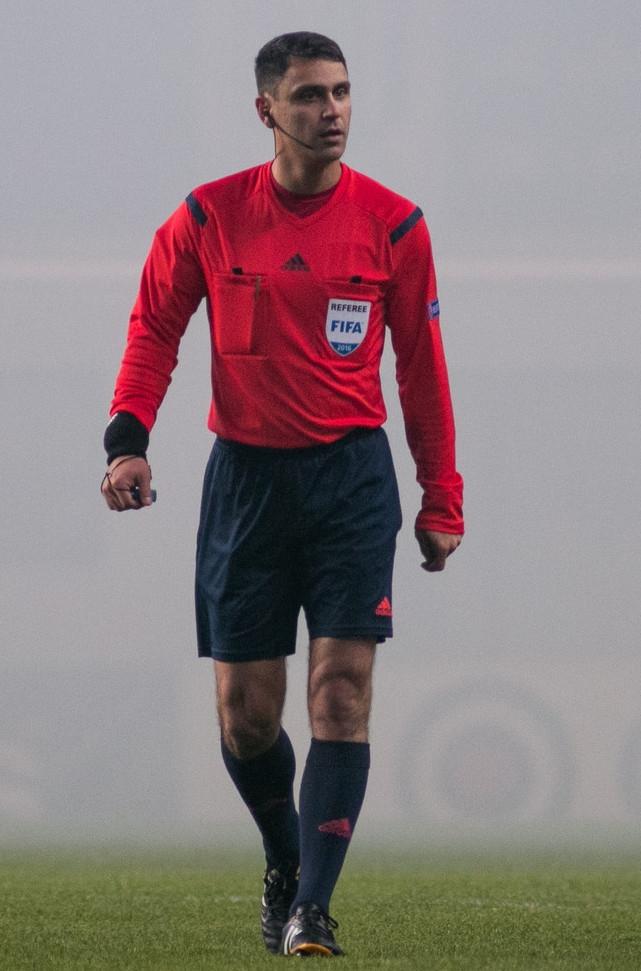2422119da79 Eesti jalgpalliametnikud määrati rahvusvahelistele mängudele - Uudised