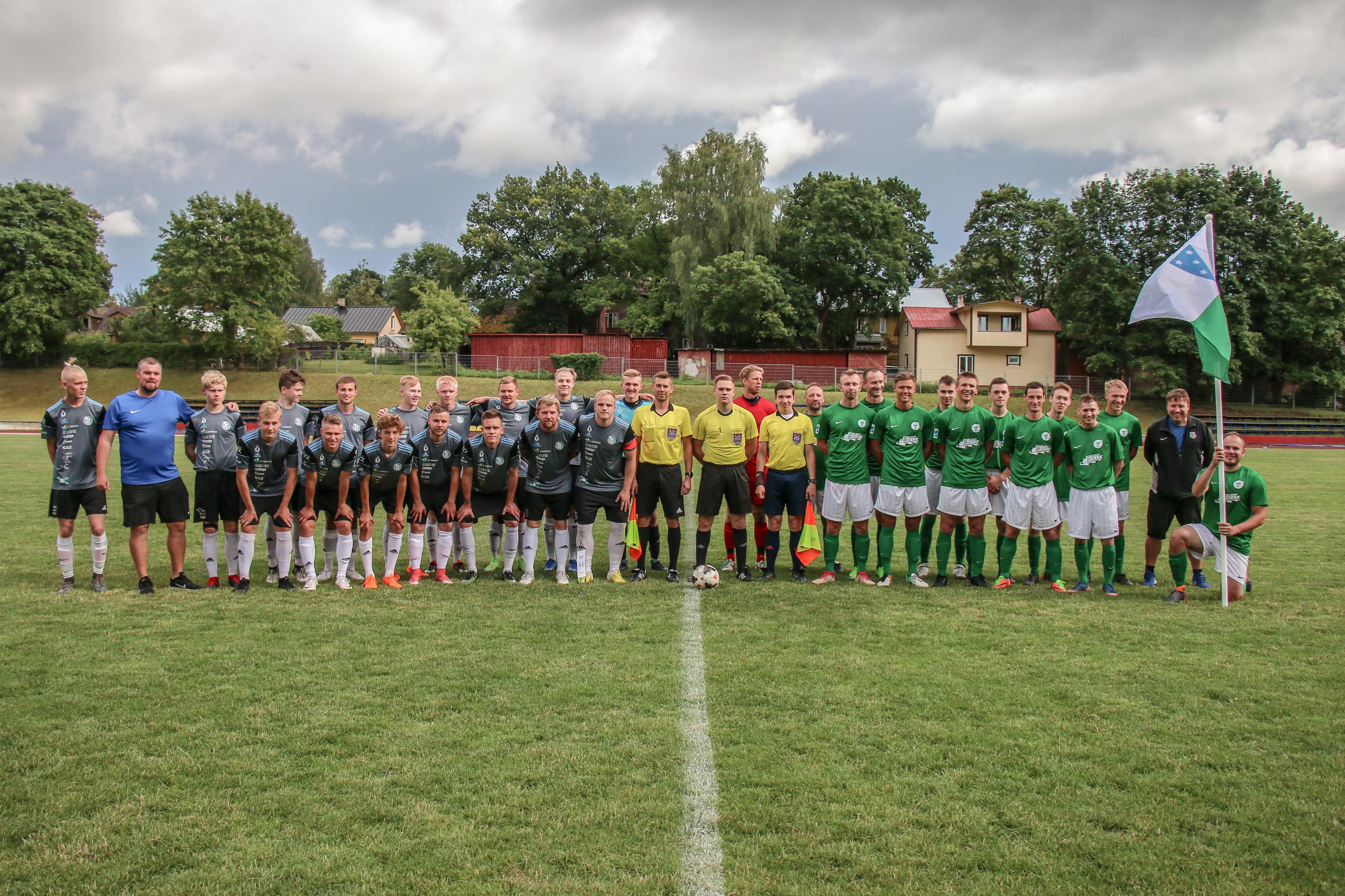0096f92d42d Eesti maavõistlustel alistas Valgamaa Hiiumaa 5:1 - Uudised