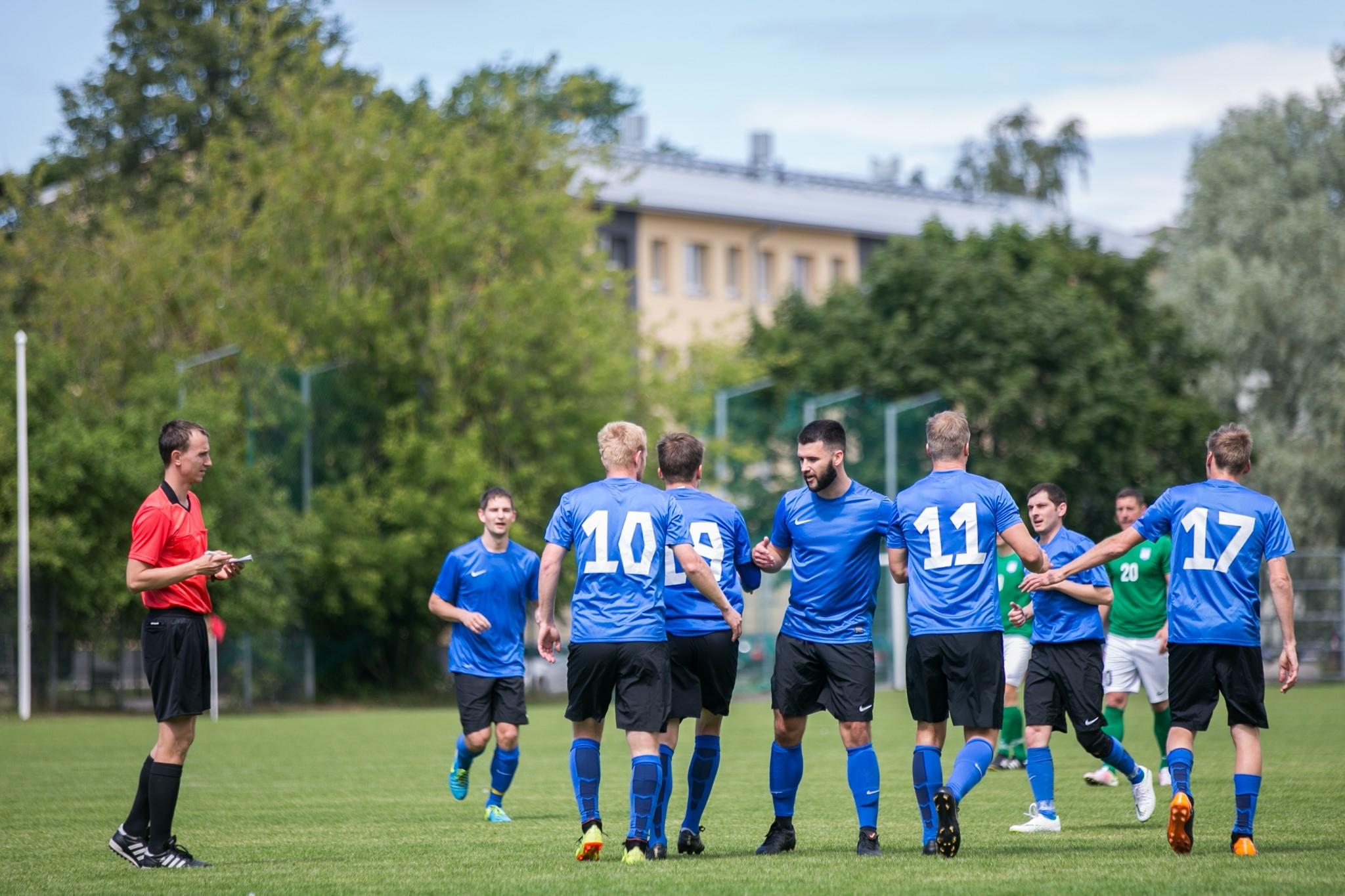 aafc667e2ad Eesti maavõistlustel alistas Tallinn Ida-Virumaa 5:4 - Uudised
