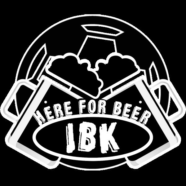 RL. IBK Here for Beer