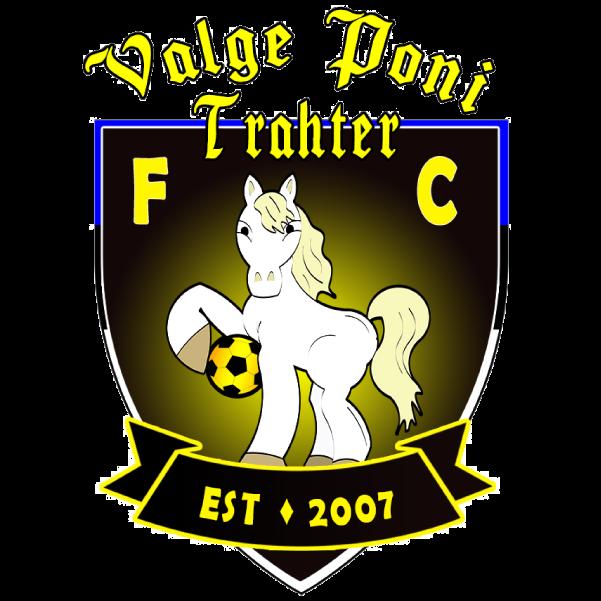RL. FC Valge Poni Trahter