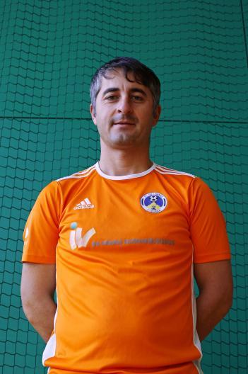 Irfan Ametov