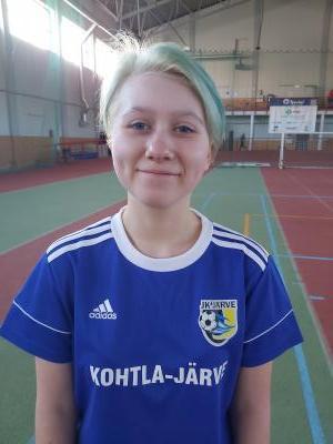 Viktoriia Bondar