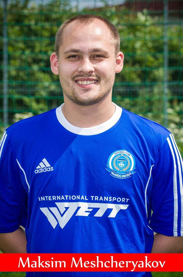 Maxim Meshcheryakov