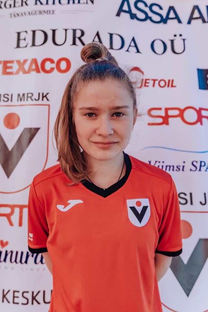Melissa Aume