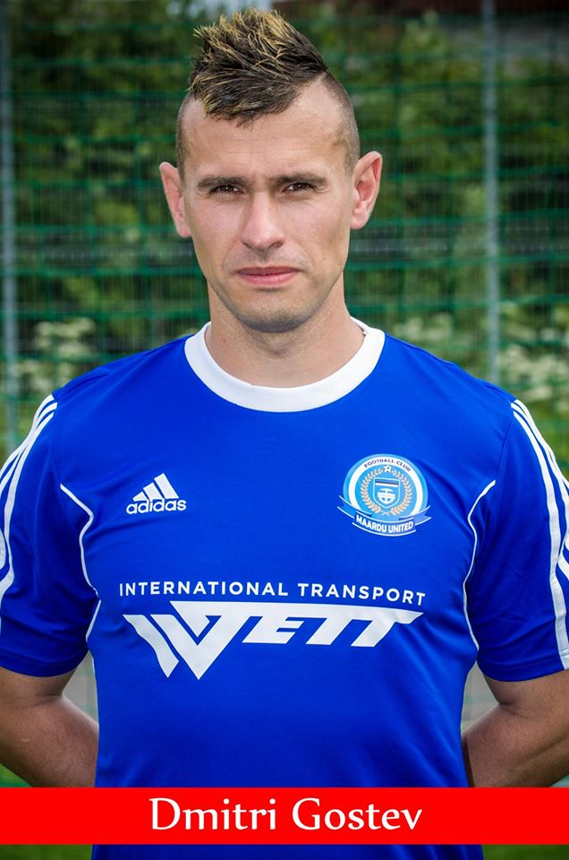 Dmitri Gostev