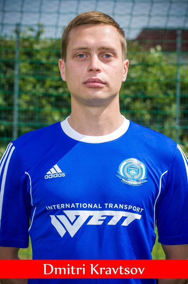 Dmitri Kravtsov