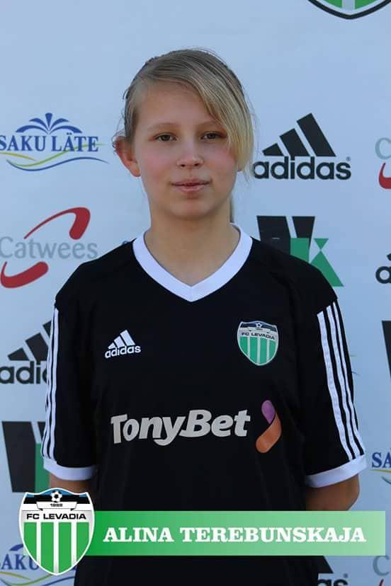 Alina Terebunskaja