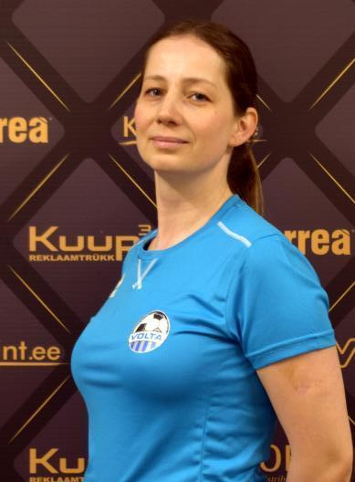 Margit Kaljuma