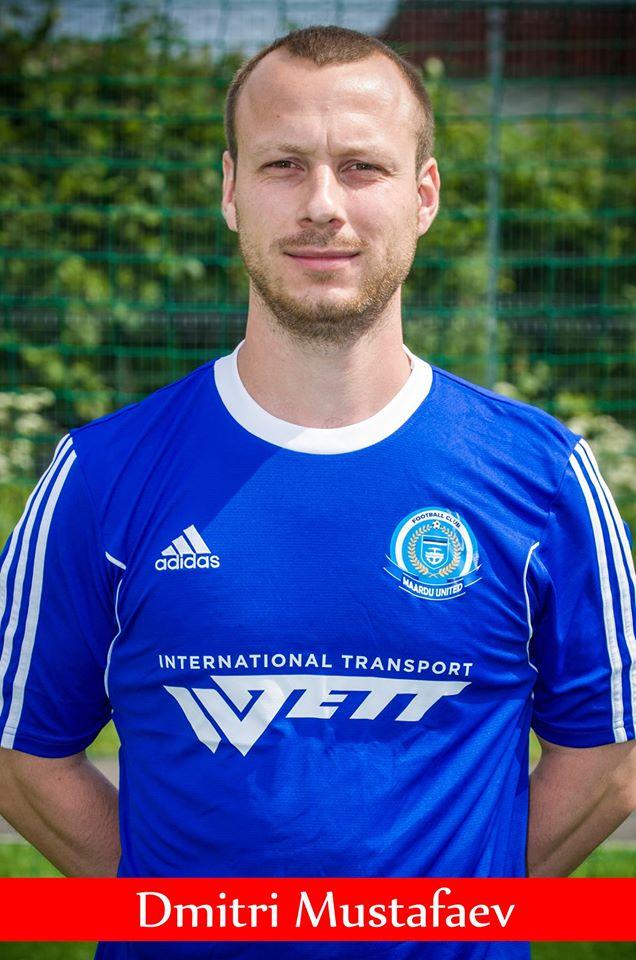 Dmitry Mustafaev
