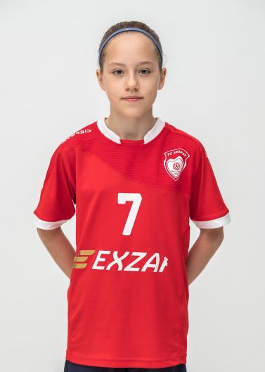 Arina Uzjukina