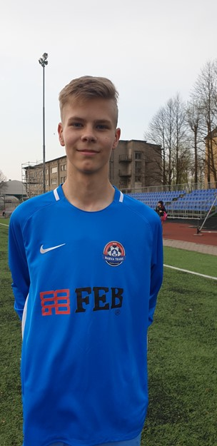 Daniil Dobrovolski