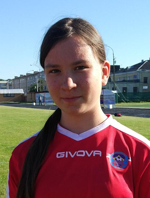 Anastasia Burkova