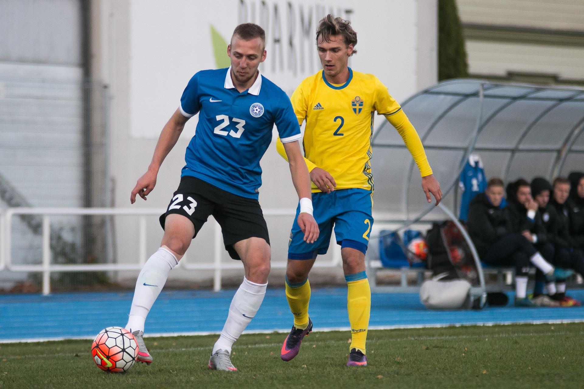 b8c39f84319 U21 koondis alustab uut Euroopa meistrivõistluste valiksarja selle aasta  juunikuus, kui Eestit väisavad Põhja-Iirimaa eakaaslased.