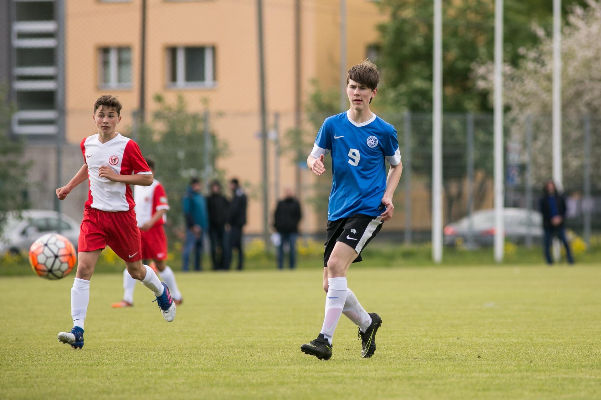 e0cba708df8 Täna toimub EJLi TNTK väljakul U17 vanuseklassi noormeeste treeningpäev,  millest võtab osa 17 mängijat.