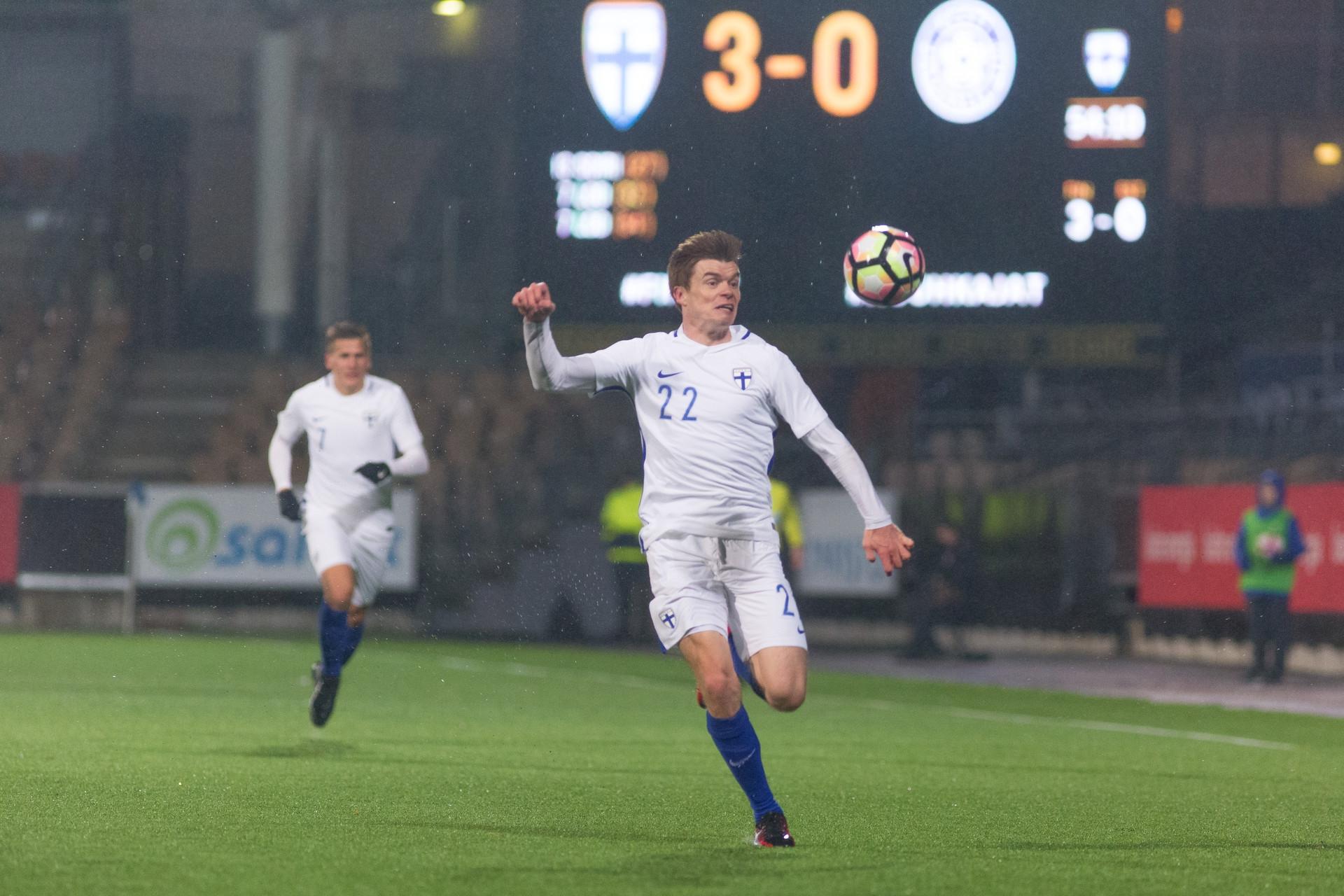 33f0cf94722 Soome koondise peatreener Markku Kanerva teatas meeskonna koosseisu  eelseisvateks Rahvuste liiga mängudeks Ungari ja Eestiga.