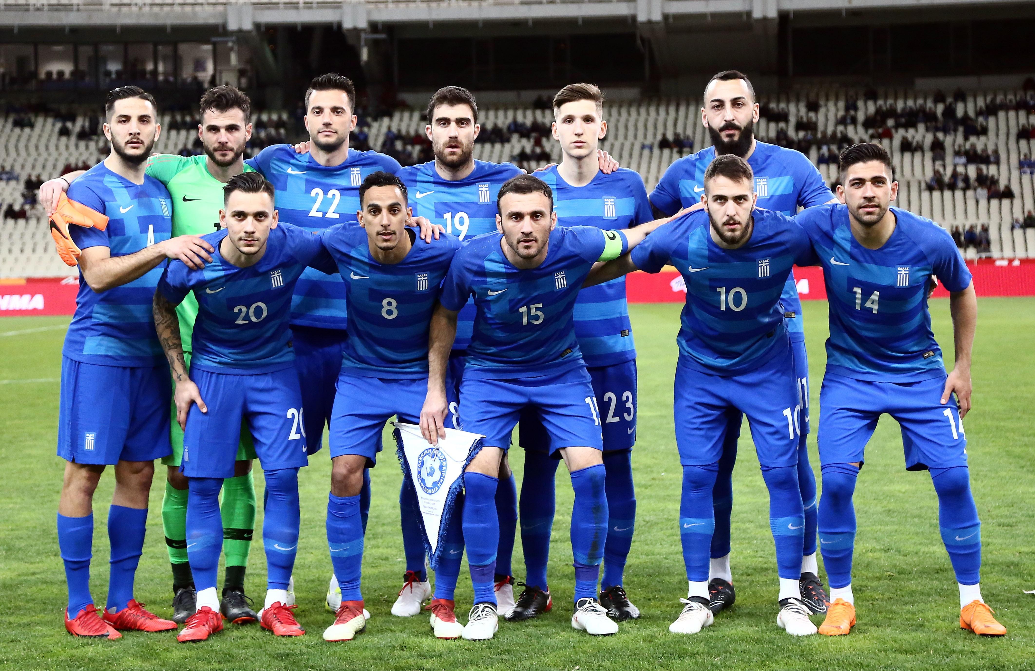 bd99d03f09c Kreeka koondis alustab UEFA Rahvuste liigat mängudega Eesti ja Ungari  vastu. Meeskonna peatreener Michael Skibbe teatas 23 mängija nime, kes  pallivad ...