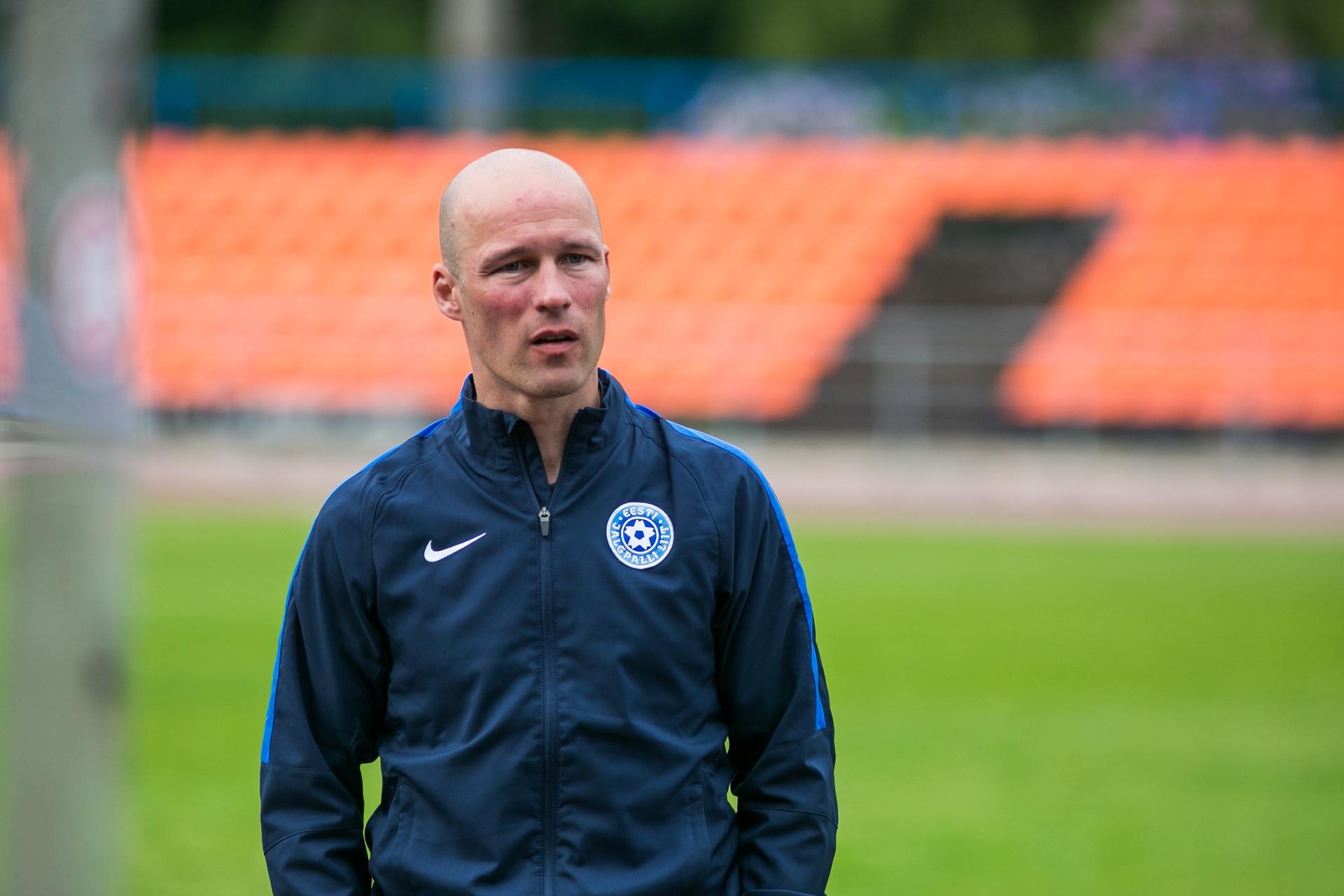 934a0f3f2cc Eesti meeste noortekoondiseid juhendavad tänavu kogenud treenerid. U21  koondise eesotsas jätkab Karel Voolaid, U19 koondise peatreeneri ametisse  määrati ...