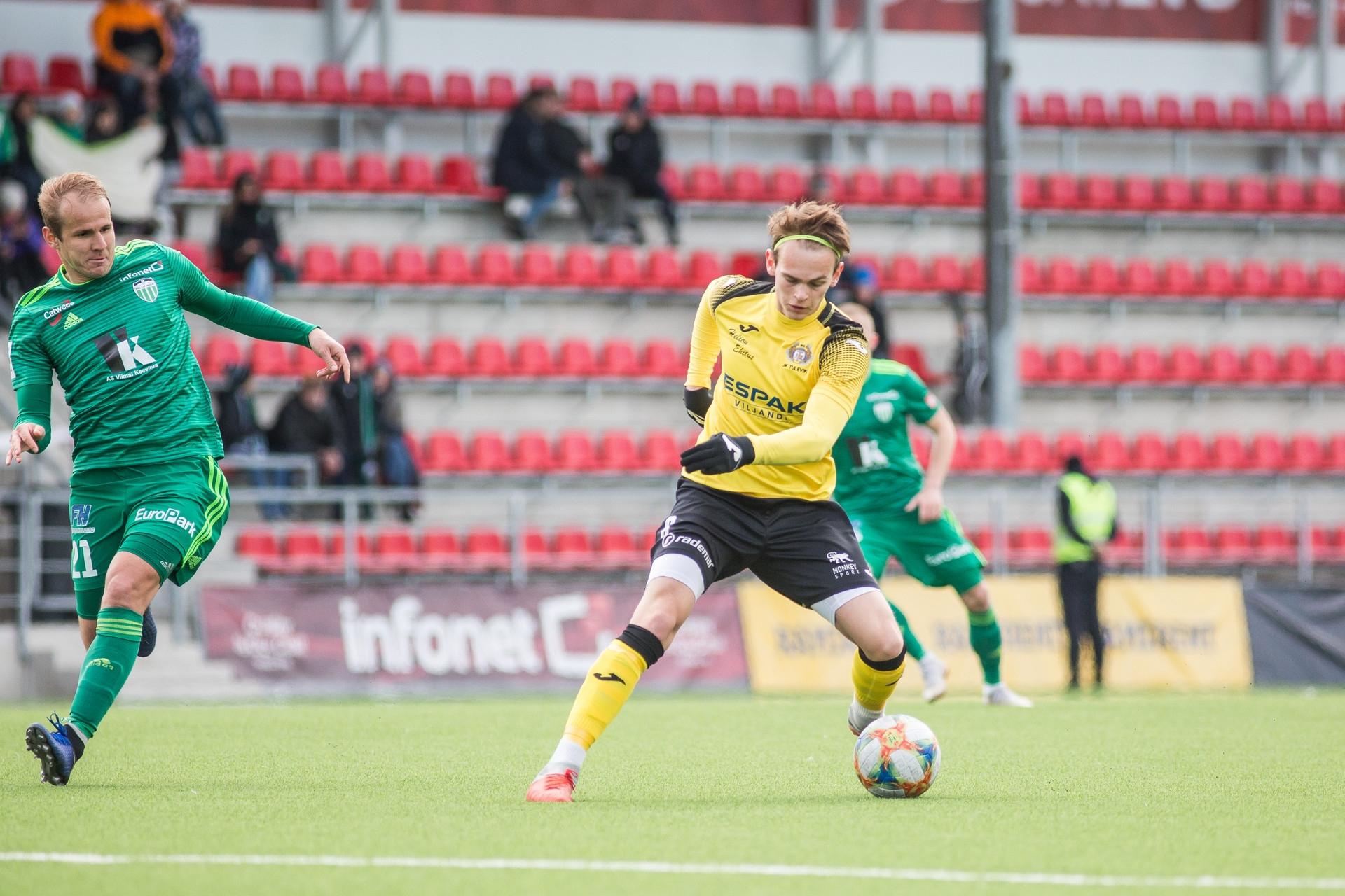 f21b128af37 Eesti U23 koondise kooseisus toimus kogunemise eel kaks muudatust, kui  võistkonnaga liituvad Kaarel Usta ning Alex Roosalu.