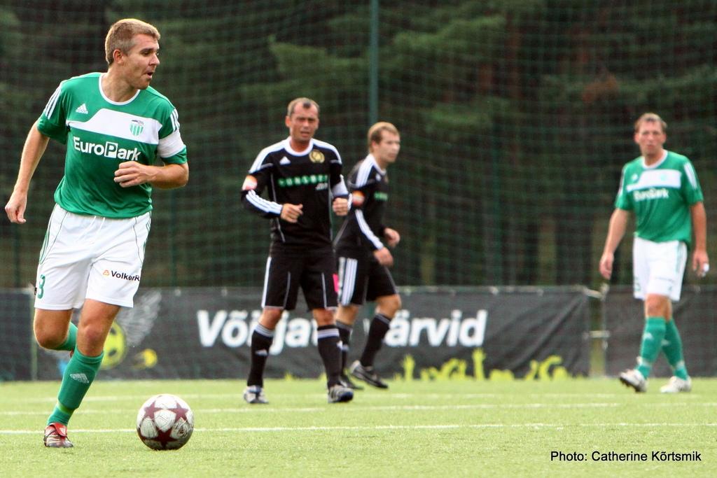 b3caadf6522 Eesti jalgpalli Meistriliigas on enne viimast ringi väga põnev seis:  heitlus käib nii meistritiitli, medalikoha kui ka püsimajäämise nimel.