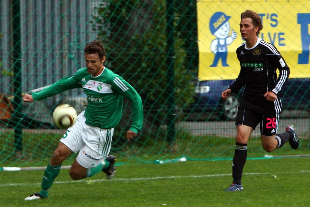 a4e32702b88 Eesti jalgpalli Meistriliiga 31. vooru sümboolses koosseisus annavad tooni  tabeli esimese viisiku mängijad.