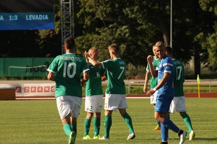cb7caa01743 Suurüllatus sündis Paides, kus kohalik Linnameeskond võitis väravaterohkes  mängus Nõmme Kalju FC-d 5:4! Pärnu Linnameeskond kaotas 1:5 Tallinna FC  Florale ...